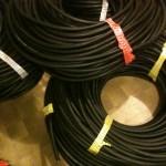 koaxiális kábel MIG